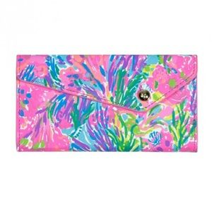 Lilly Pulitzer Collapsable Sunglass Case